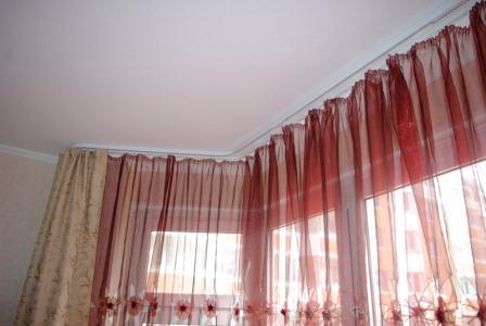 Как сделать эркерные шторы в 3д макс